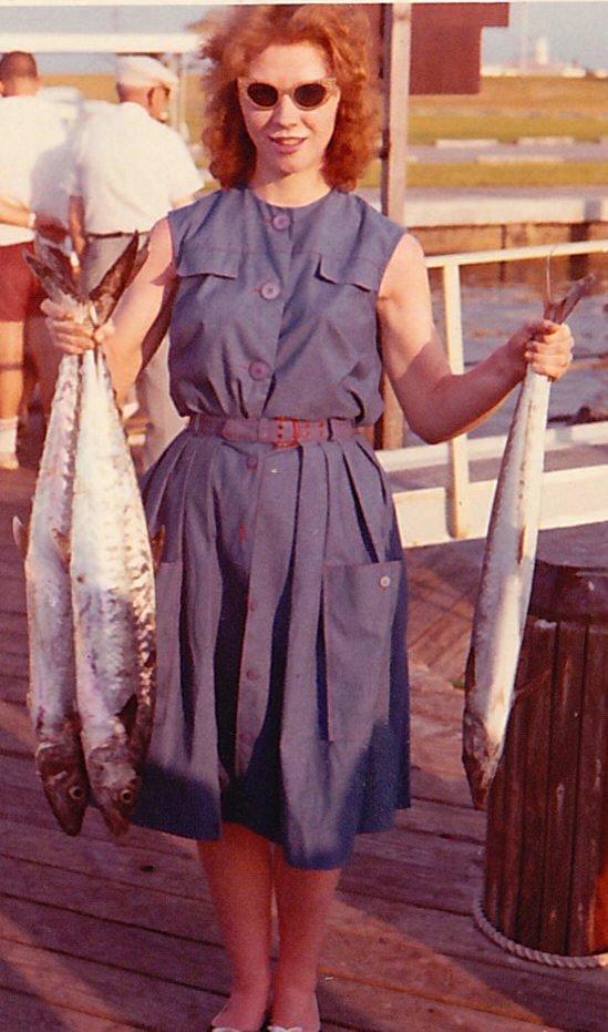 059 - My Big Blue Fish Catch 1962
