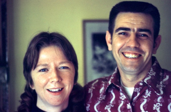Art and Mary Lou Late Sixties