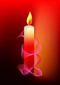 Row_of_candles