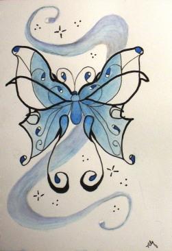 Mariposa #4