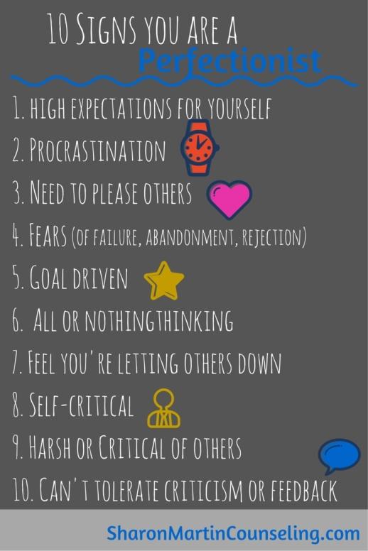 Perfectionism #2