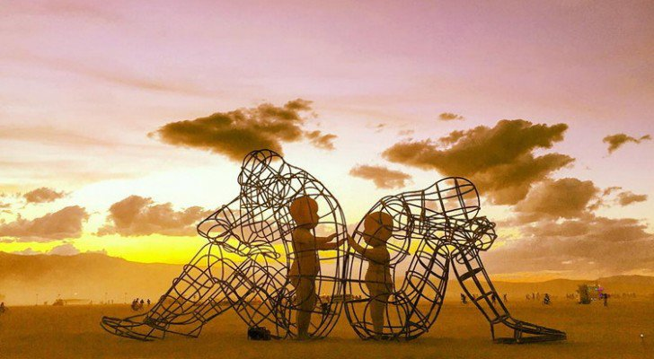 LOVE, by Ukraine artist Alexandr Milov