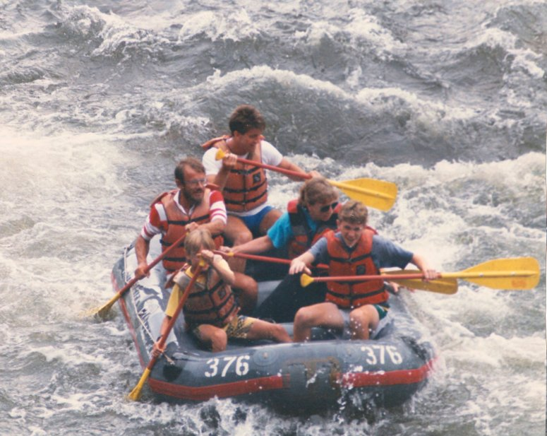 114 - White Water Rafting