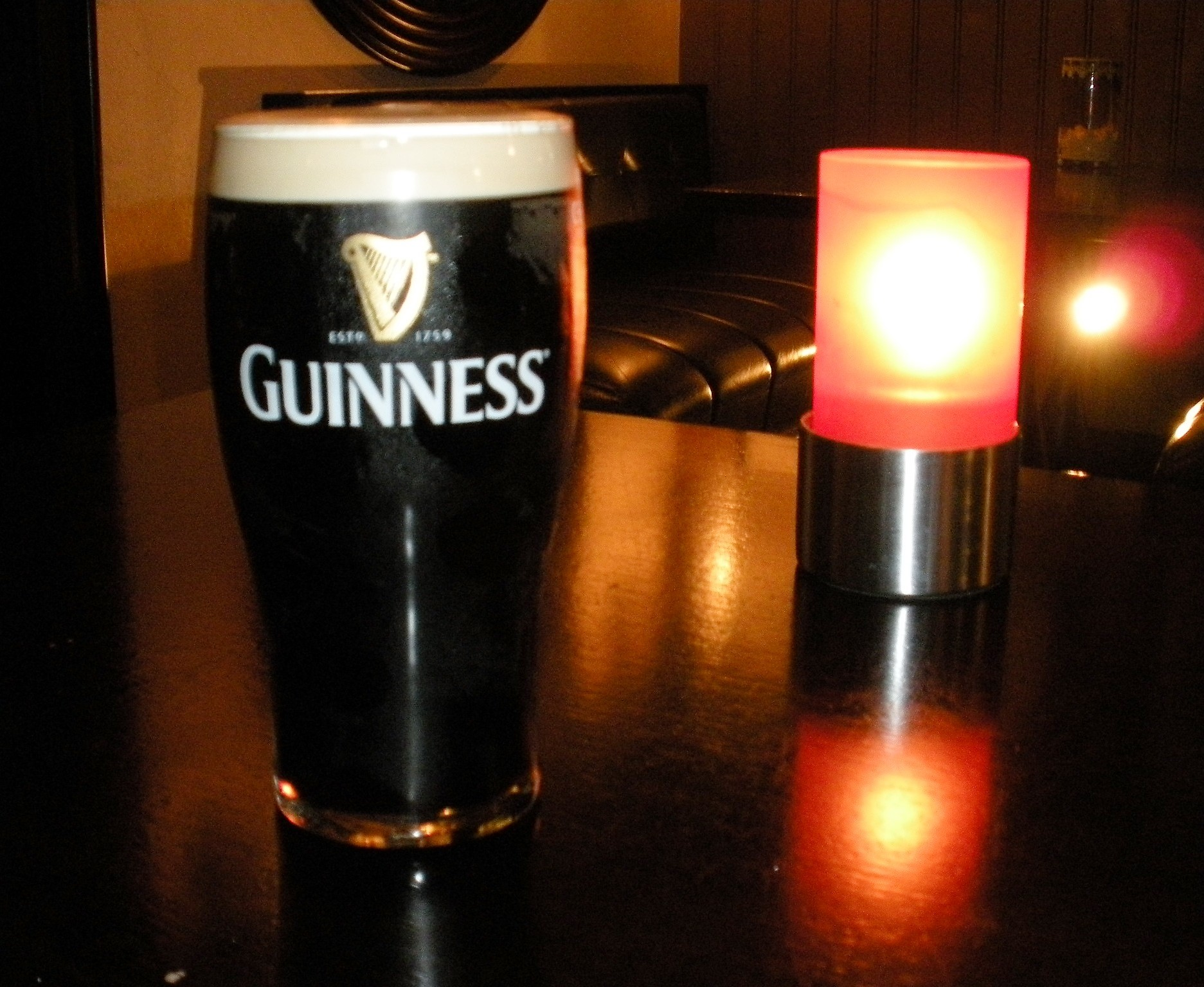 A Guinness A Day Oct 1