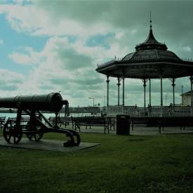 Art journal Cork Harbor #4 FB