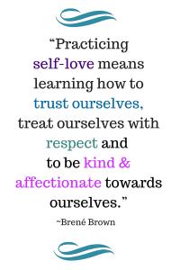 Kindness owards ourselves