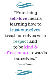 Kindness owards ourselves