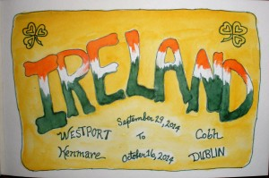 01 Song of ireland Blog #1 #2