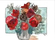 Christmas Roses #2