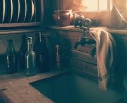 Sink basement