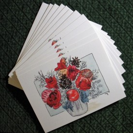 Holiday Cards 6 Pkg
