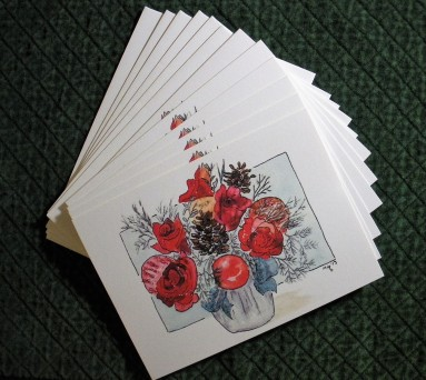 Holiday Cards 6 Pkg
