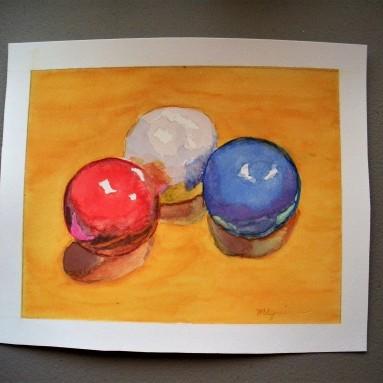 Strathmore Gum Balls