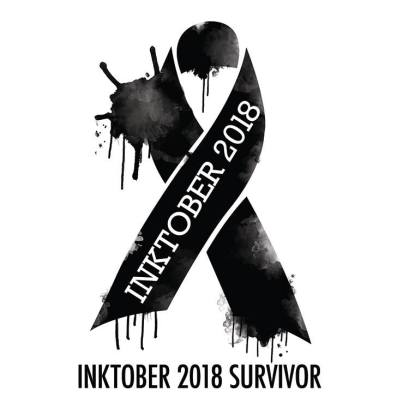 I Survived Inktober 2018