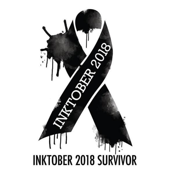 I Survived Inktober 2018