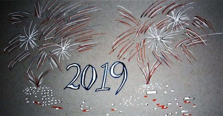 New Year 2019 #5b