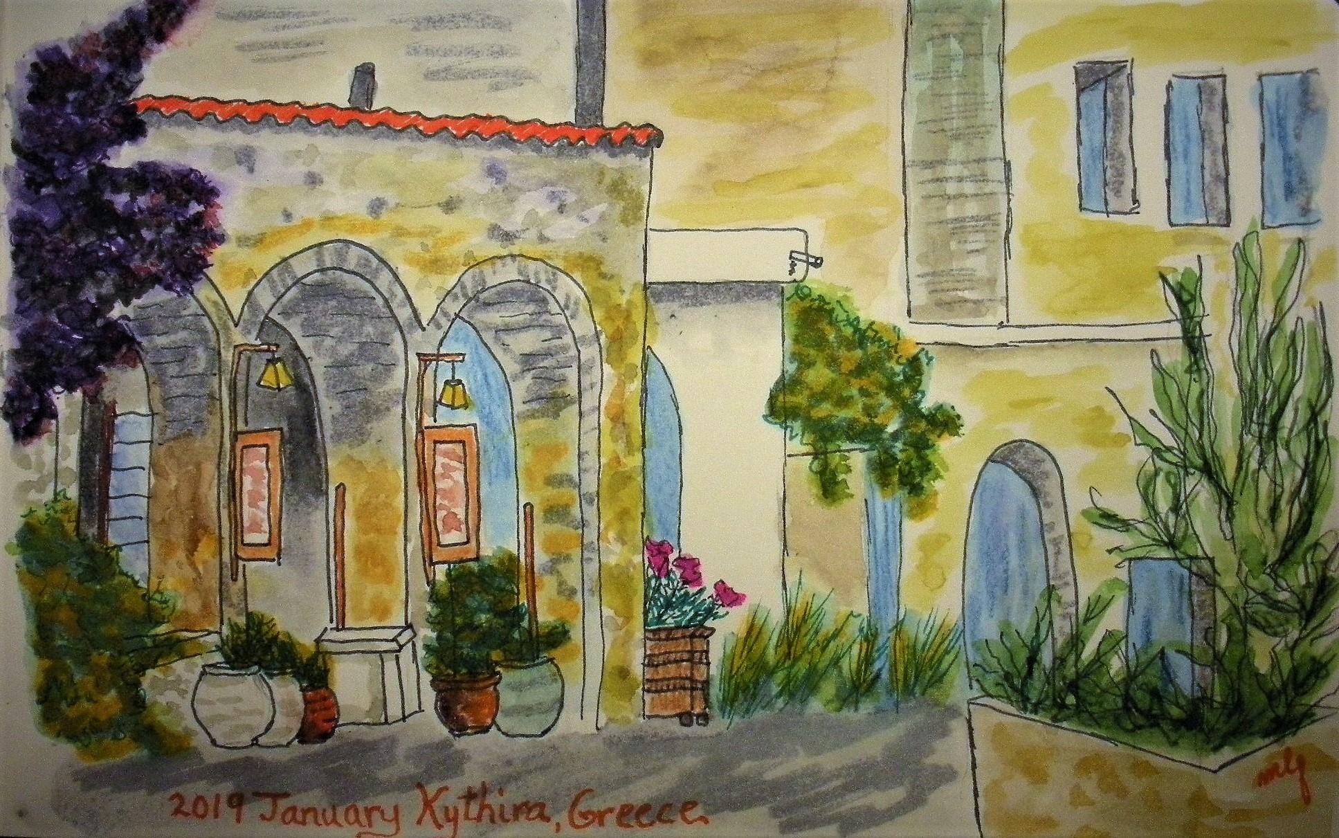 Kythera Greece #4
