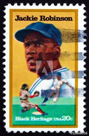 Jackie Robinson Stamp