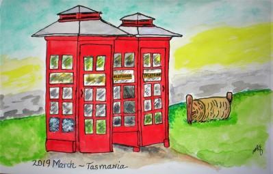March 2019 Tasmania B #1