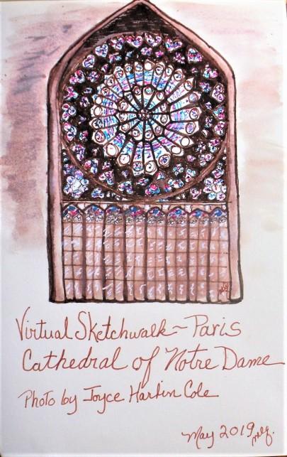 May 2019 Paris~Notre Dame #2