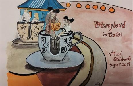 August 2019 Disneyland bd